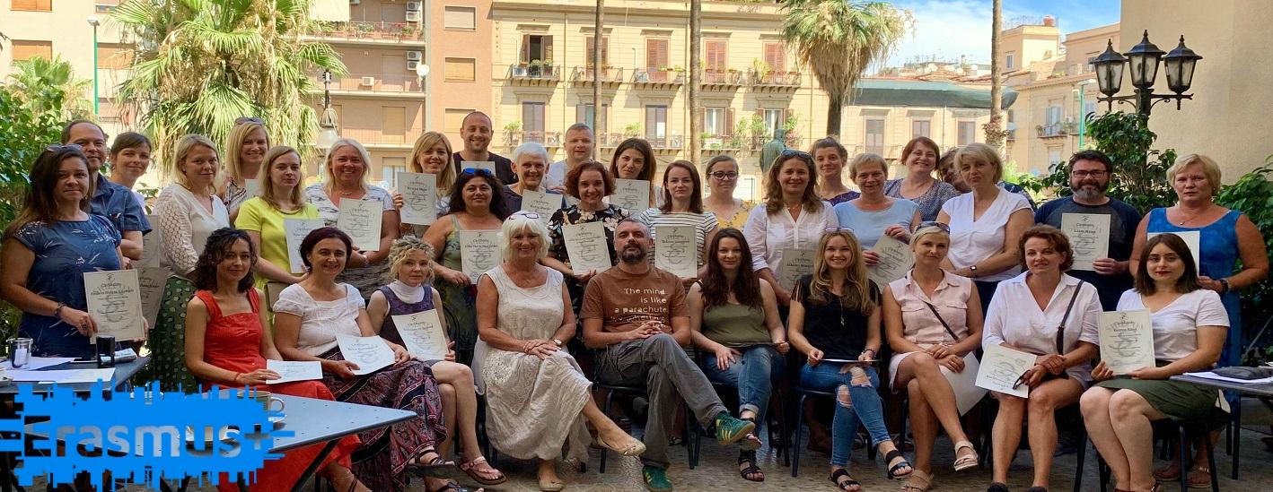 Erasmus+ Courses - Staff Mobility